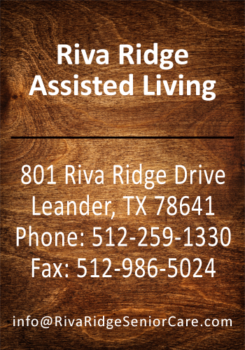 Riva Ridge Assisted Living Address Info
