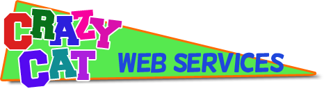 Website Development by CrazyCat Web Services